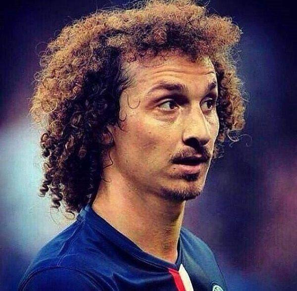 David Luiz i Zlatan Ibrahimović w jednym • Śmieszne połączenie dwóch piłkarzy Paris Saint Germain • Wejdź i zobacz zabawny obrazek >> #luiz #zlatan #psg #football #soccer #sports #pilkanozna #funny