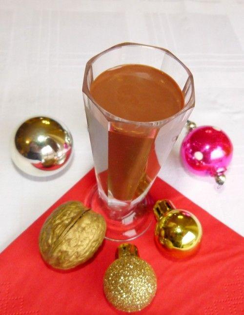 Narancsos csokoládélikőr