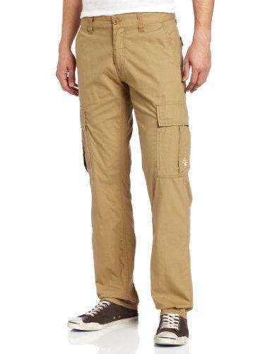 LRG Men's Big-Tall Core Collection Stretch Cargo Pant, British Khaki, 40 $69.00 #LRG #Pants #Shorts http://digitalthreads.co