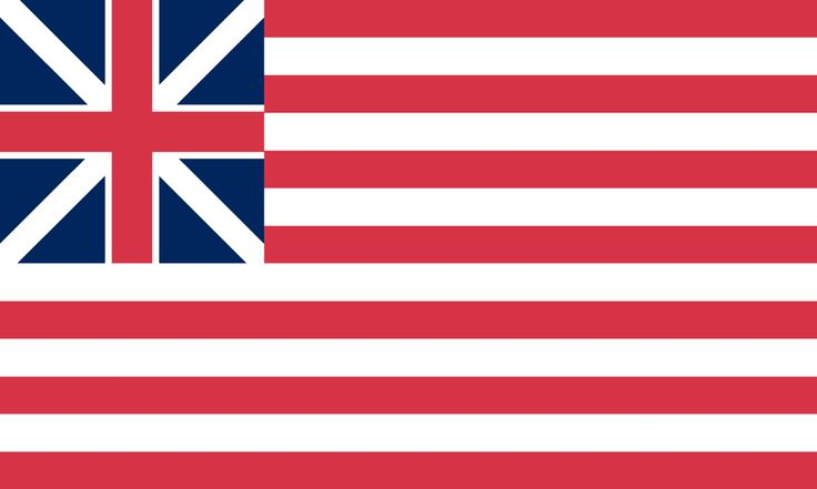 1776 –| union this flag was never officially sanctioned by the continental ...
