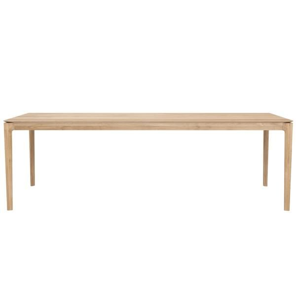 Bok Dining Table Ethnicraft Dining Table Wood Dining Table Dining Table