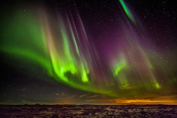 The Northern Lights | Aurora Borealis | Iceland