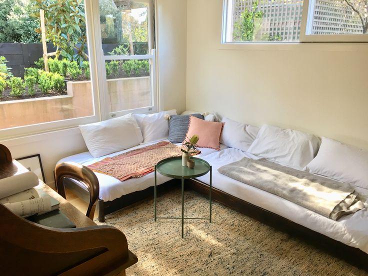 Ikea Utaker Hack Stackable Beds Spare Room In 2019