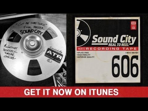 """Cut Me Some Slack"" // Paul McCartney, Dave Grohl, Krist Novoselic, Pat Smear // from Sound City soundtrack"