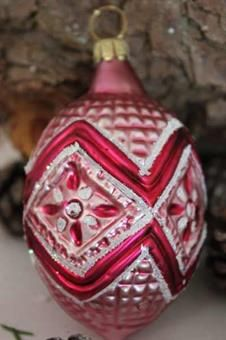 Ornament, rosa