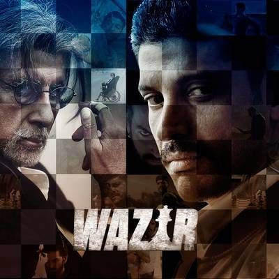 "The much awaited trailer of Amitabh's ""wazir"" is released now and thanks alot that the trailer is amazing.All the actors are looking impressive. itimes.com"
