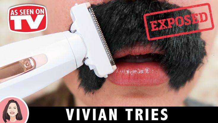 Flawless body hair remover reviews vivian tries