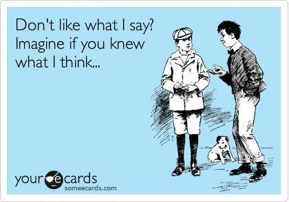 people irritate my soul meme | my tongue nor am i afraid to speak my mind