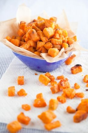 Sweet Potato Home Fries: Health Food, Side Dishes, Fries Recipes, Home Fries, Coconut Oil, Deen Sweet, Sweet Potatoes, Potatoes Fries, Paula Deen