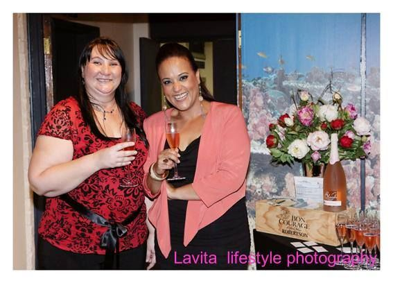 Success in High Heels Cocktail Evening   05 November 2013   Two Oceans Aquarium   Guest Speakers Included: Guest Speakers: Liesl Schoonraad:-SA Record Holder for 10 Ton Truck Pull & World Record Aircraft pull Sue-Ann Allen:-Masterchef SA Runner-Up 2012, Cookbook Author, Radio & TV food personality Michelle Vooght:-Spiritual Teacher & Inspirational Speaker  Entertainment by Godiva  Seen in the photo: Sue-Ann Allen from Masterchef SA Gwen Kloppers: CEO & Founder of Xtraordinary Women