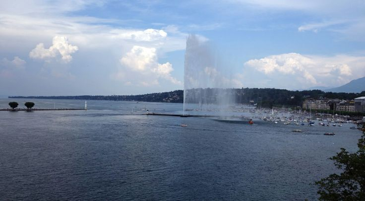 Geneve -the Lake