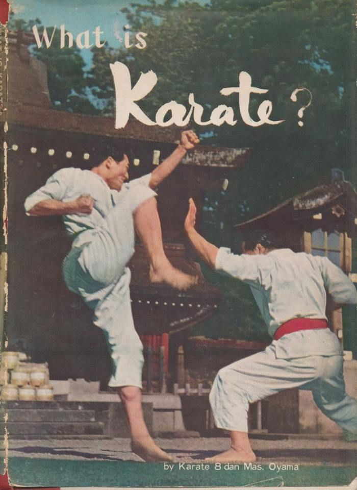 What Is Karate? by Masutatsu Oyama #martialartsbooks #kyokushin http://amzn.to/1RT30Mk