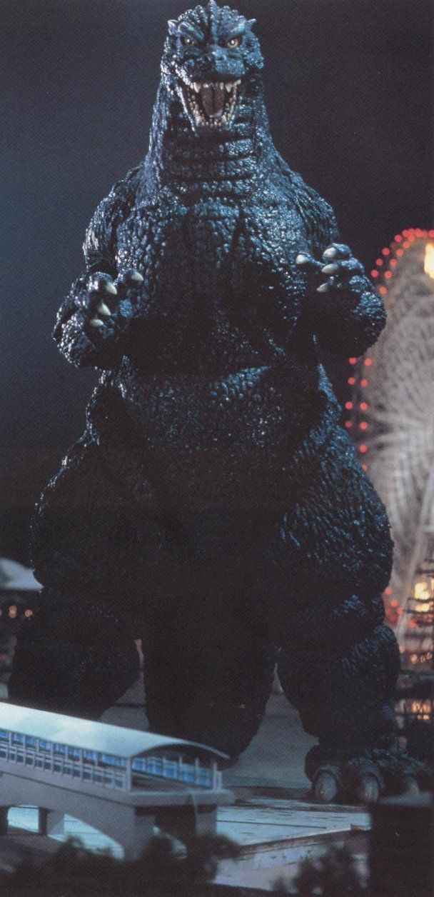 Godzilla, a legend among monsters