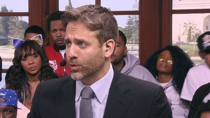 "Max Kellerman says Jeff Van Gundy has ""lost his mind"" for suggesting that Kevin Durant and Steph Curry are the best duo in NBA history."