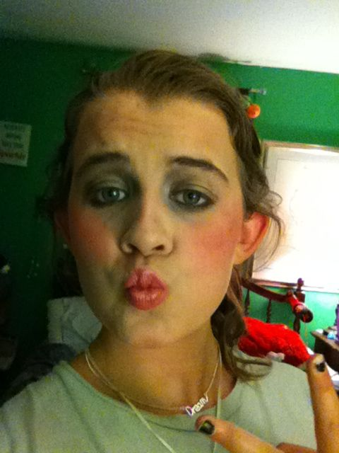 Makeup Fails Ugly Makeup: 98 Best Scary Eyebrows! Images On Pinterest