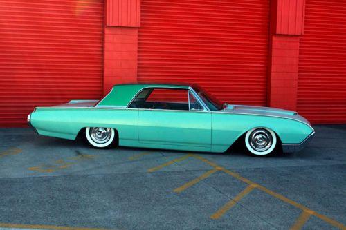 1962 Thunderbird Custom.