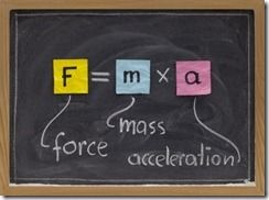 Day 120 - Physics and the Desteni Process - Newton's Second Law of Motion