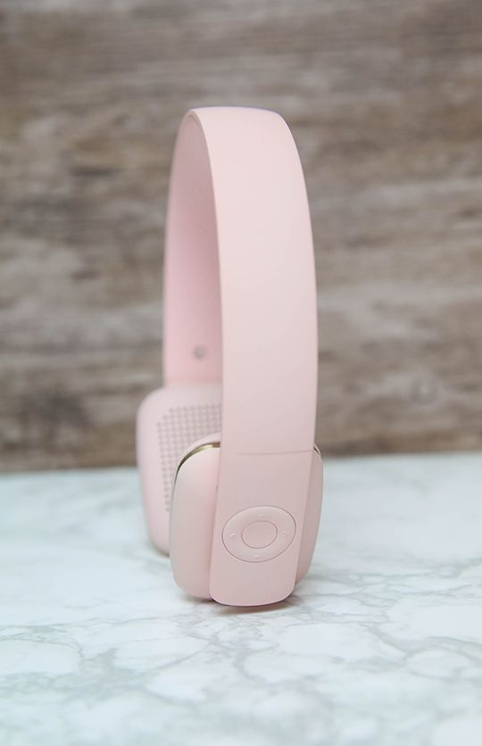 Kreafunk - aHEAD Bluetooth Headphones - Dusty Pink | Apartment | Peppermayo