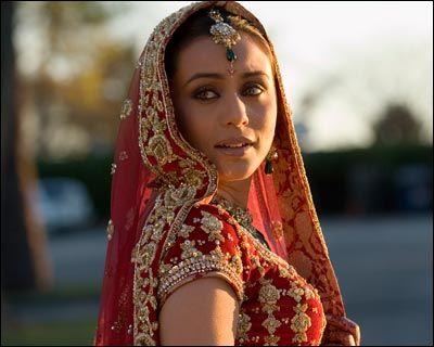 Bollywood Actress Rani Mukerjee