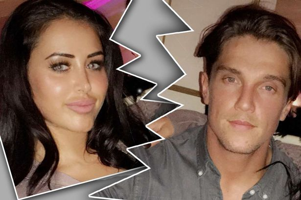 Have Lewis Bloor and Marnie Simpson SPLIT? Couple stop following each other on Twitter #lewis #bloor #marnie #simpson #split #couple…