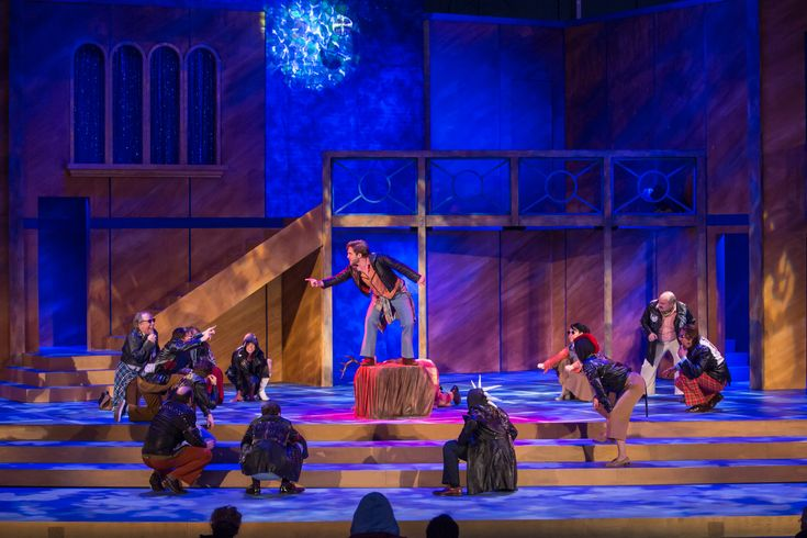 Shakespeare in the Park! Head outdoors for an incredible showing of one comedy and tragedy. Include special student pricing.