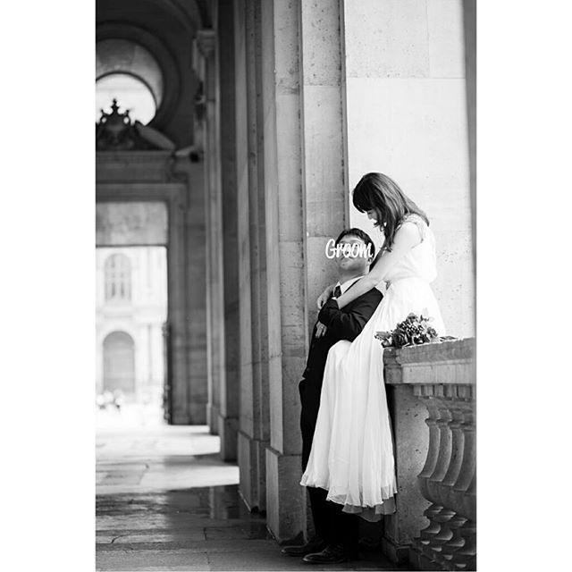 photo by @kzk32 * こちらもルーヴル美術館💕 次は2人でどこへ行こうかな?☺ * パリウェディングフォトまとめタグ #nemuweddingparis * * #weddingphotography #paris #instawed #mussedulouvre #beautifulview #retrip_global #retrip #instatravel #louvre #Jennypackam