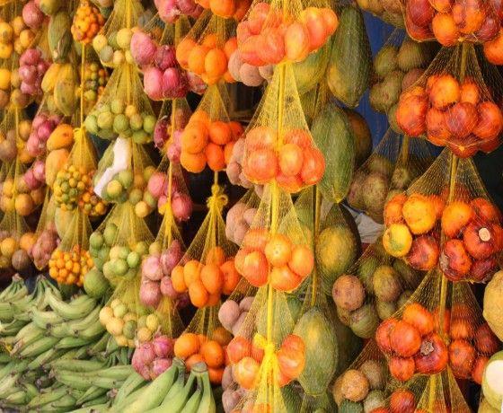 productos de la amazonía colombiana