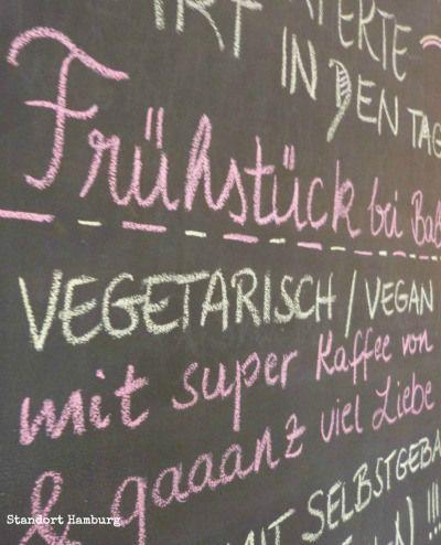Eén van mijn favoriete plekken in Hamburg: Café Babette | Standort Hamburg
