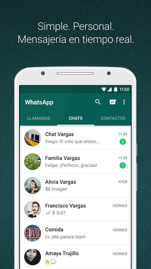 WhatsApp Messenger captura de pantalla Whatsapp apk