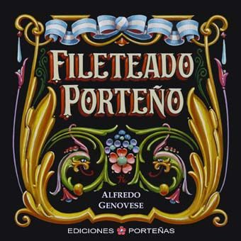 Fileteado Porteno