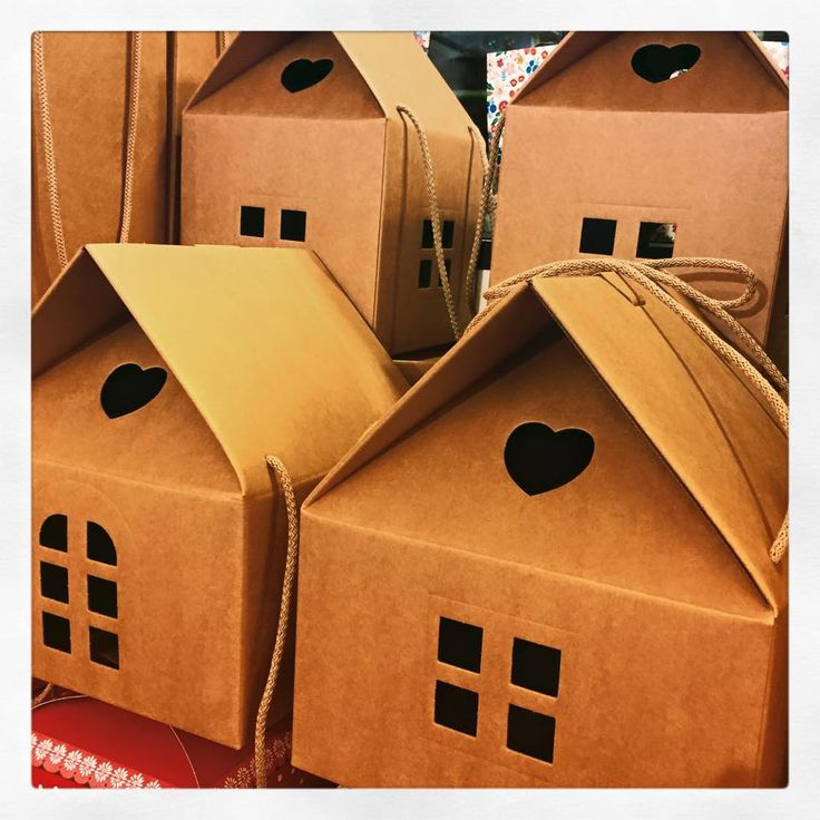 #boxes #gift solo scatole belle :)