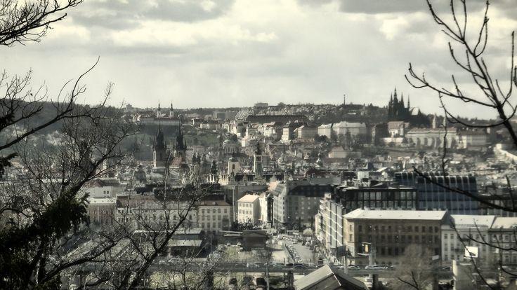 https://flic.kr/p/FGsm68 | Prague | Pohled z vrchu Vítkov