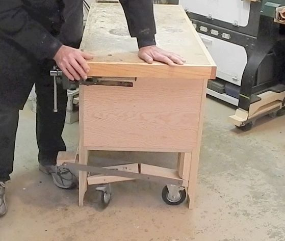 17 Best Images About Rolling Work Tables On Pinterest: 1163 Best Images About Workshop On Pinterest