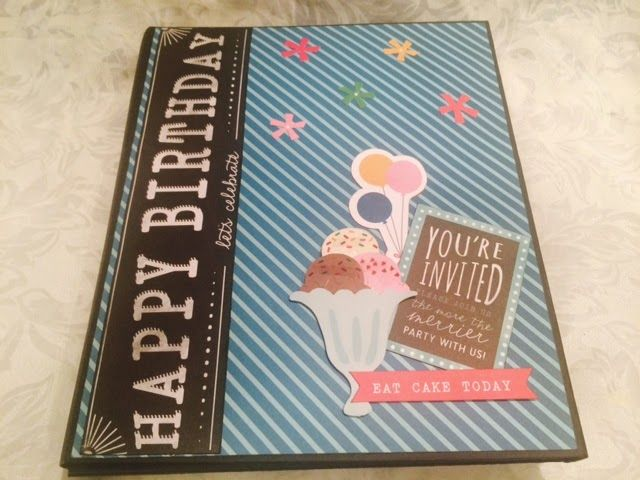 Crafting Passions: Birth Date Reminder Project
