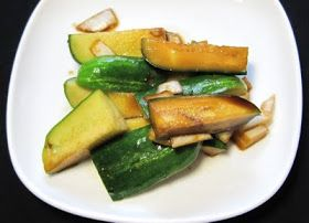 Cucumber salad, Dishes and Salads on Pinterest