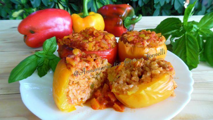 Peperoni+ripieni+di+riso