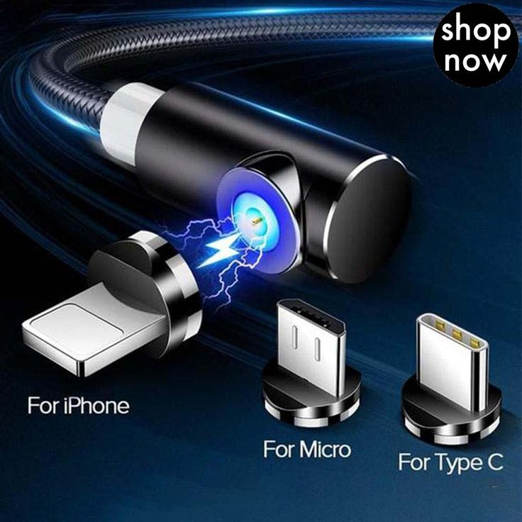 Magnetic Data Cable Android Apple TypeC Mobile Phone Charging Cable(BUY 1 GET 2ND 10% OFF)