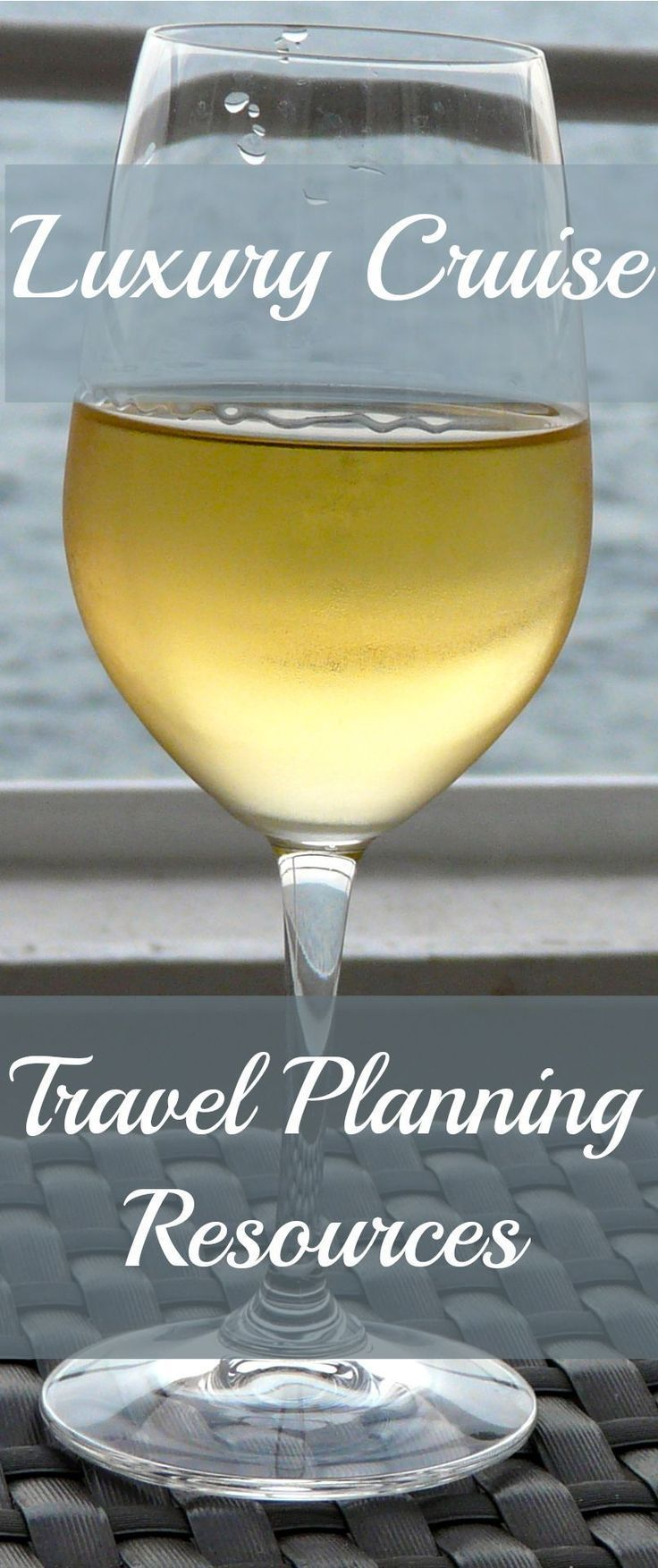 Plan your luxury cruise (or any cruise) with the online resources, books and products that we use to plan our boomer cruise travel. #cruise #luxury