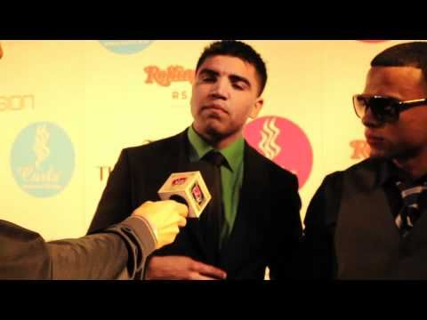 Victor Ortiz - Boxer Champion & & Chris GQ New Recording Artist