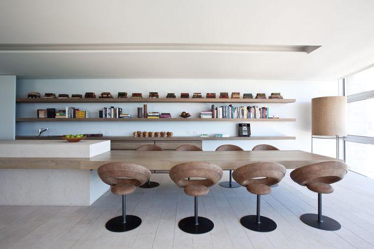 Studio Arthur Casas - interior architecture - dinning room