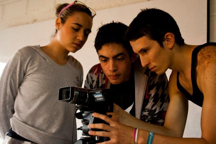 Práctica Estudiantes Televisión, Fotografía y Video