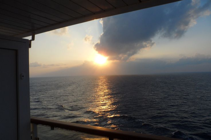 Somewhere in Gulf of Mexico