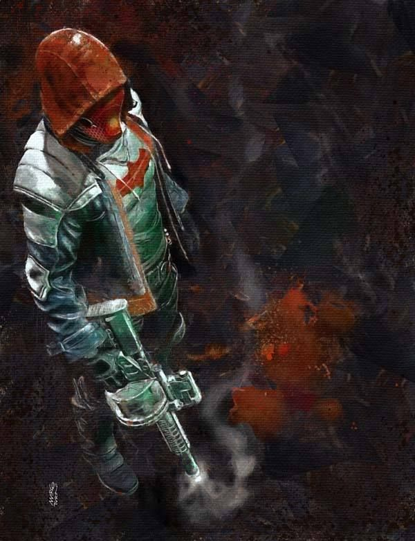 Red Hood by by Marco Turini *
