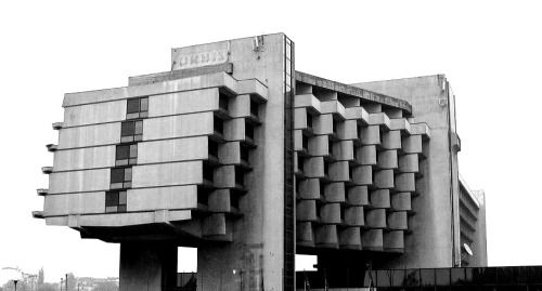 elickmenow:    The Forum Hotel in Krakow, Poland / edit