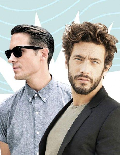 Attention les filles, voici une sélection pointue des coiffures hommes qui feront la tendance cet hiver. Cheveux mi-longs, coupe très courte et structurée, mèche rebelle ou coiffé-décoiffé, découvrez 30 coupes de cheveux pour hommes que vous risquez de leur imposer. http://www.elle.fr/Beaute/Cheveux/Coiffure/30-coupes-de-cheveux-pour-hommes-qui-nous-seduisent-sur-Pinterest