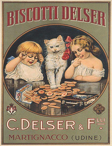 Biscotto Delser