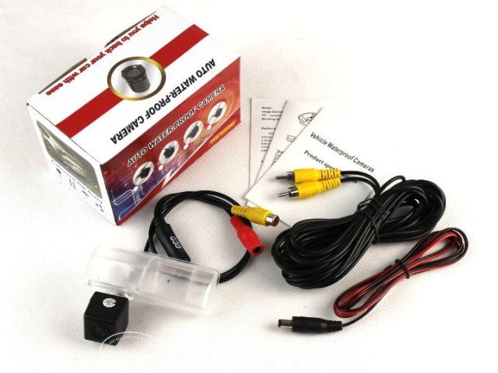 Камера автомобиля Для Lexus RX330 RX350 RX400h RX 330 350 400 h 2004 ~ 2009/Камера Заднего вида HD CCD RCA NTST PAL Номерной знак Света OEM