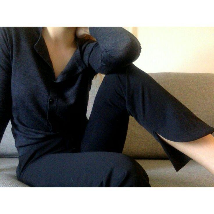 SILJE OPAAS | Viscose-blend tapered trouser