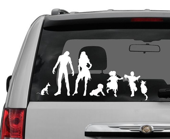 Best Car Window Decals Images On Pinterest Car Window Decals - Unique family car decals