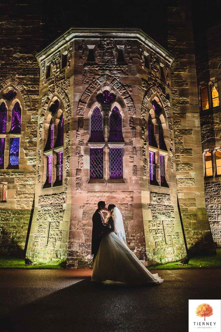 Peckforton Castle Wedding Photography, Cheshire, Lucie & Steve - Tierney Photography